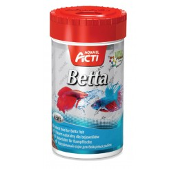 Acti Fish food Betta 100 ml