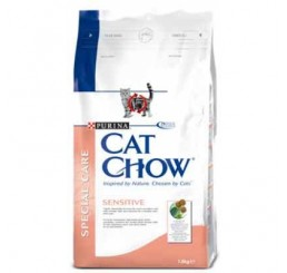 Cat Chow Sensitive 15 kg