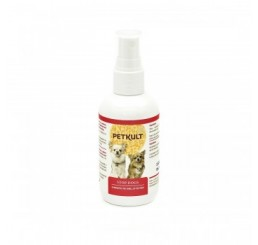 Spray Petkult, elimina mirosul femelelor in calduri, 100ml